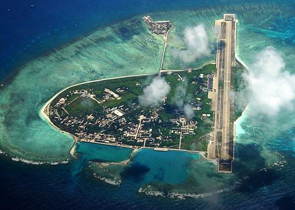 三沙群岛国防某项目