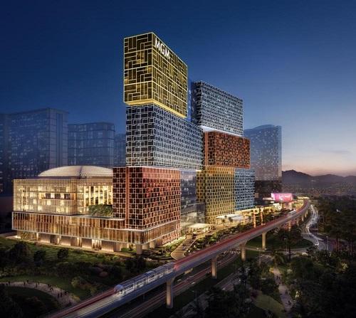 赫兹曼粤港澳新项目|澳门高端娱乐场酒店:美狮美高梅