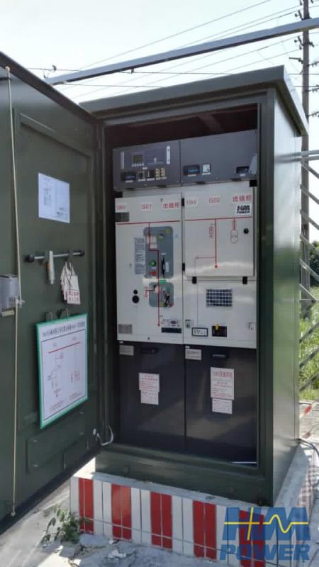 用户分界智能断路器柜