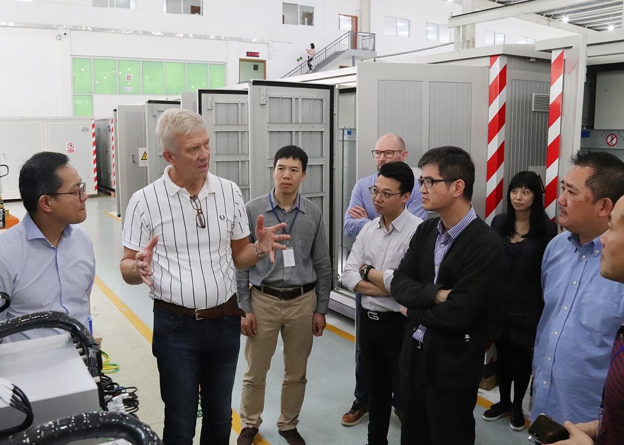 粤港澳大湾区启动,赫兹曼前瞻性布局!香港PCCW来访赫兹曼深度交流,共商合作发展!