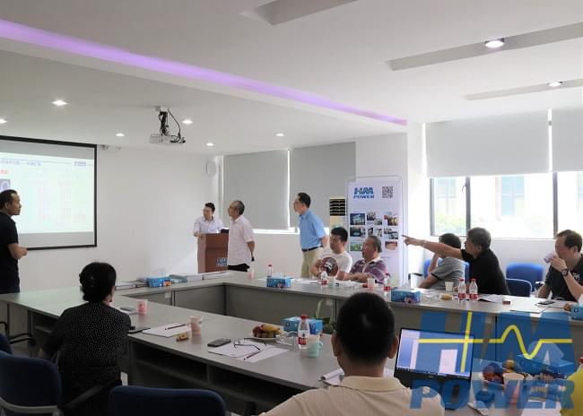 深圳设计院总工汇聚赫兹曼 共拓粤港澳智能配电新模式