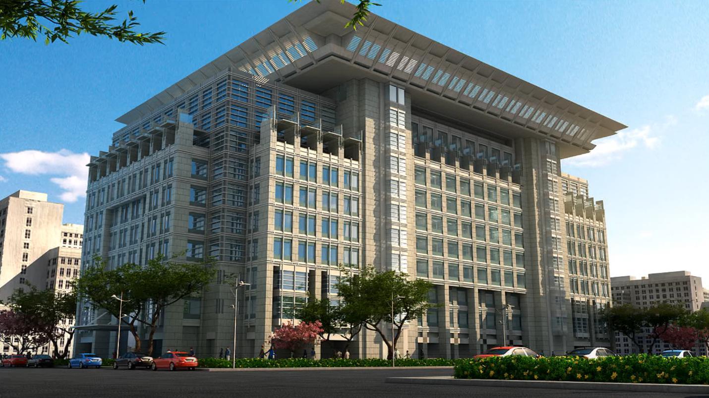 安全、可靠、绿色、高效的代表|国家电网总部大楼项目