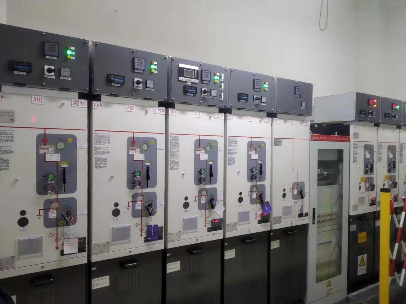厂房配电|富通集团(天津)科技园配电项目
